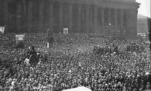 Liverpool a City in Revolt 1911