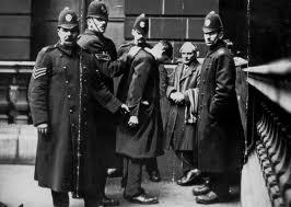Skin Walker Arrested 1919