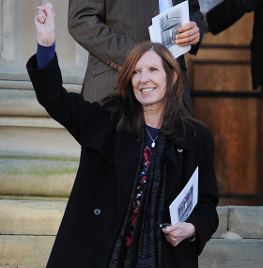 Anne Williams Salutes The Truth