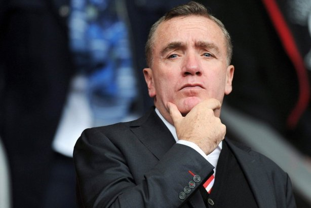 Ayre faces first real test as CEO