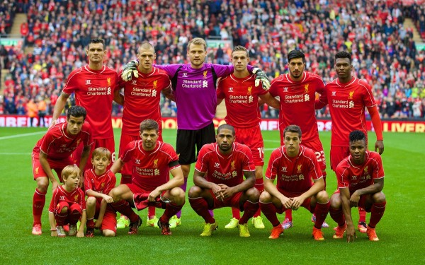 Reds line up for Dortmund friendly