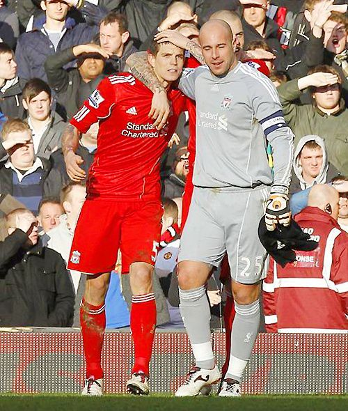 Is Agger set to join Pepe on his way out of the club?