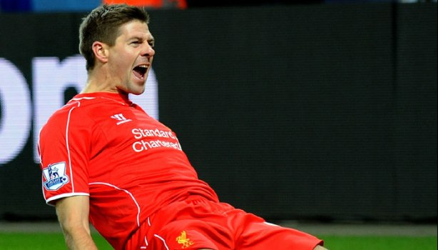 Stevie relishing his attacking role