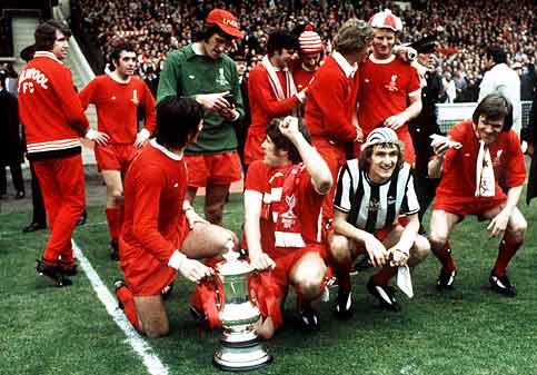 My earliest FA Cup memory the trouncing of Newcastle 1974