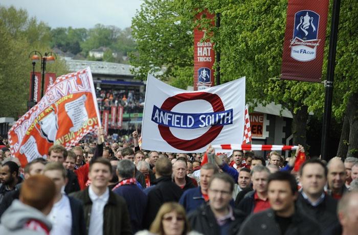 Dreaming of Wembley Way