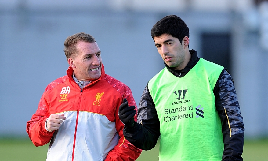 Rodgers gets little credit for his handling of Suarez