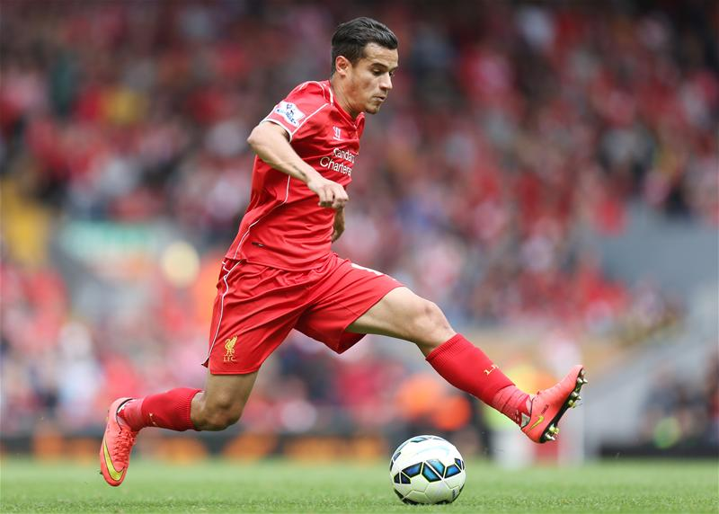 The Magician Phillipe Coutinho