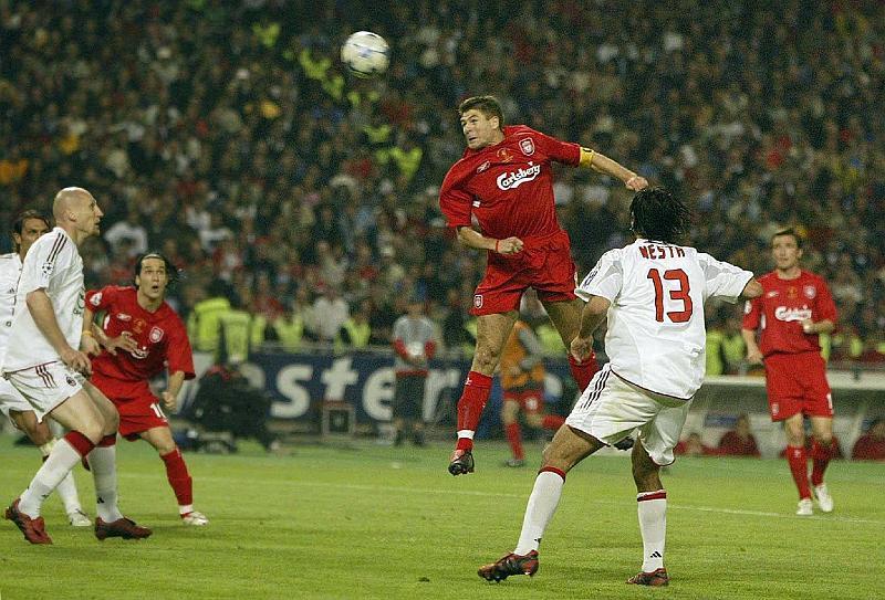 Gerrard starts epic comeback