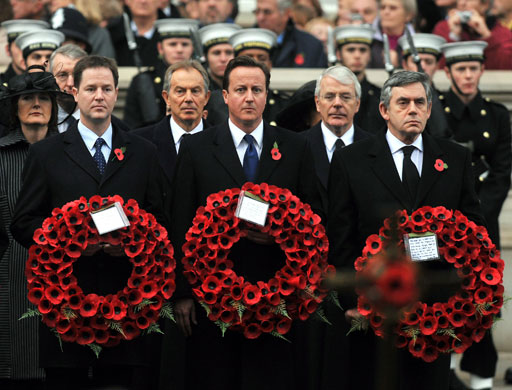 Lest they forget