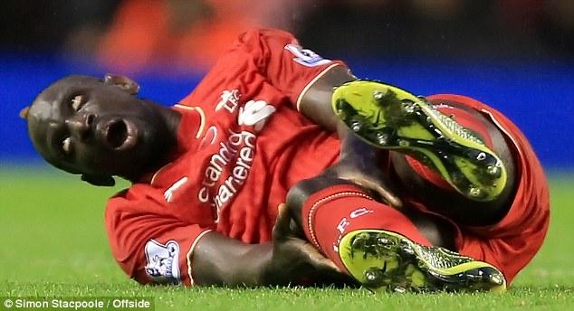 sakho injury